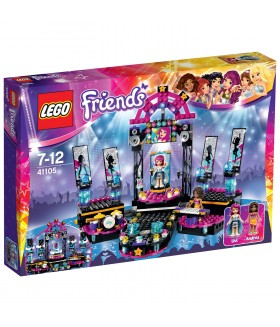 Конструктор LEGO Friends 41105 Сцена поп-звезды