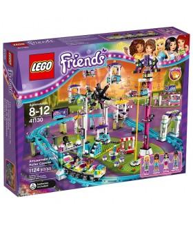 Конструктор LEGO Friends 41130 Американские горки в парке развлечений