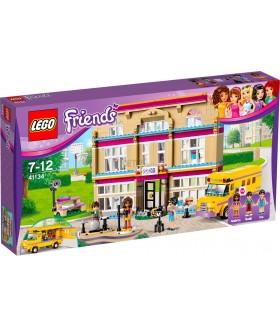 Конструктор LEGO Friends 41134 Школа искусств Хартлейка