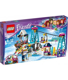 Конструктор LEGO Friends 41324 Подъемник на лыжном курорте