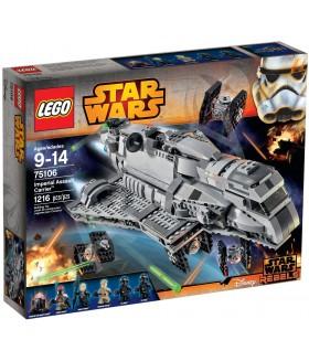 Конструктор LEGO Звёздные войны 75106 Имперский перевозчик