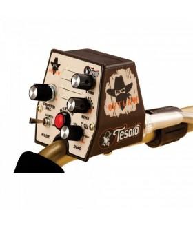 Металлодетектор Tesoro Outlaw (3 катушки)