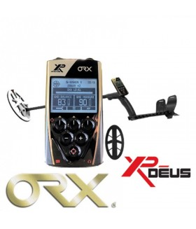 Металлодетектор XP ORX (Катушка 24x13 HF, Без наушников, Блок)