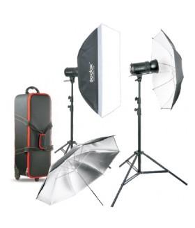 Комплект студийного оборудования Godox SK300II-E