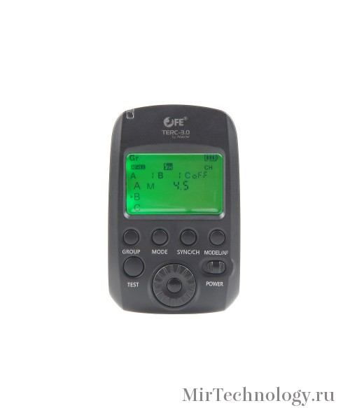 Пульт-радиосинхронизатор Falcon Eyes TERC-3.0 LCD для Nikon