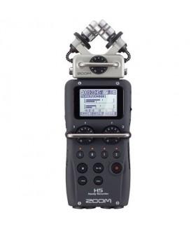 Портативный рекордер Zoom H5 Черный