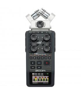 Портативный рекордер Zoom H6 Черный