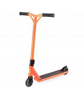 Трюковый самокат FOX  Turbo Comb оранжевый
