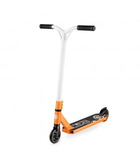 Трюковый самокат HIPE-H3 Оранжевый/белый