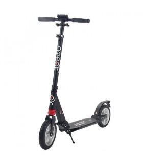 Городской самокат ATEOX PRIME 300 с надувными колесами черный