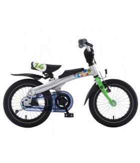 Беговел-велосипед 2 в 1 Rennrad 14 Зеленый
