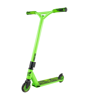 Трюковой самокат TechTeam Duke 101 (2019) зеленый