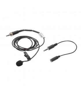 Микрофон петличный GreenBean Voice 4 black S-Jack