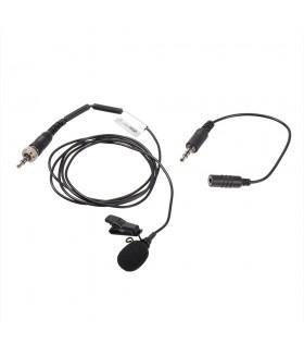 Микрофон петличный GreenBean Voice 2 black S-Jack