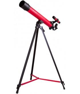 Телескоп Bresser Junior Space Explorer 45/600 AZ, красный