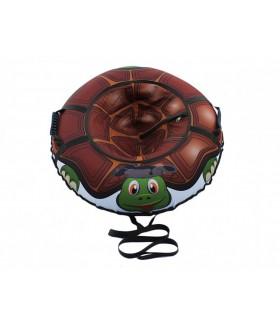 Ватрушка-тюбинг «Русская черепаха» (110 см)