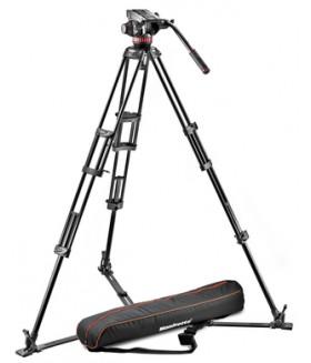 Manfrotto MVH502A,546GB-1 Штатив с видеоголовкой для видеокамеры