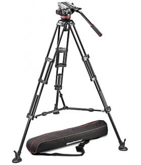 Manfrotto MVH502A,546BK-1 Штатив с видеоголовкой для видеокамеры