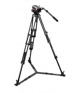 Manfrotto 504HD,546GBK Штатив с видеоголовкой для видеокамеры