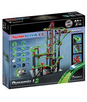 Динамический конструктор Fischertechnik Profi Dynamic 536621 L2