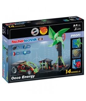 Электромеханический конструктор Fischertechnik Profi 520400 Эко энергия