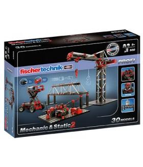 Электромеханический конструктор Fischertechnik Profi 536622 Механика и статика 2