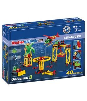 Конструктор Fischertechnik Advanced 511931 Универсальный набор 3