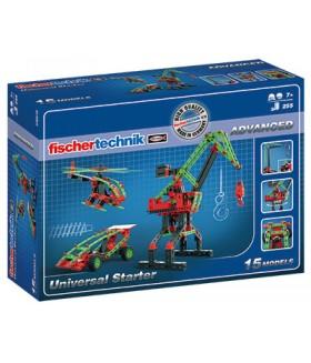 Конструктор Fischertechnik Advanced 536618 Универсальный набор для начинающих