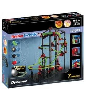 Динамический конструктор Fischertechnik Profi Dynamic 511932 L
