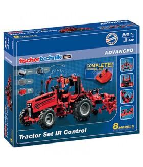 Электромеханический конструктор Fischertechnik Advanced 524325 Трактор с ИК управлением