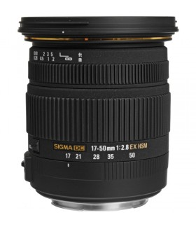 Объектив Sigma AF 17-50mm f/2.8 EX DC OS Nikon