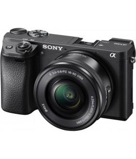 Фотоаппарат Sony Alpha ILCE-6300 kit 16-50 F3.5-5.6