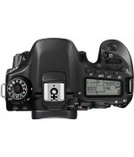 Фотоаппарат Canon EOS 80D Kit EF-S 18-55 IS STM