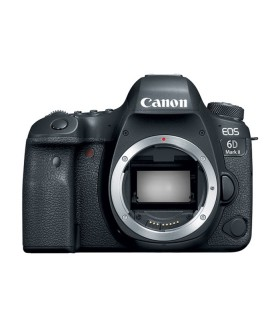 Фотоаппарат Canon EOS 6D Mark II Body (WG)
