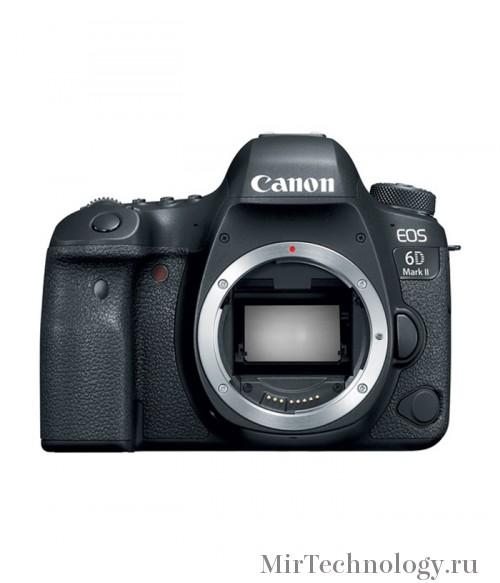 Фотоаппарат Canon EOS 6D Mark II Body (WG)