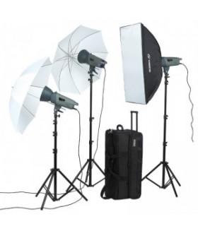 Импульсный свет комплект VISICO VL PLUS 200 Creative KIT