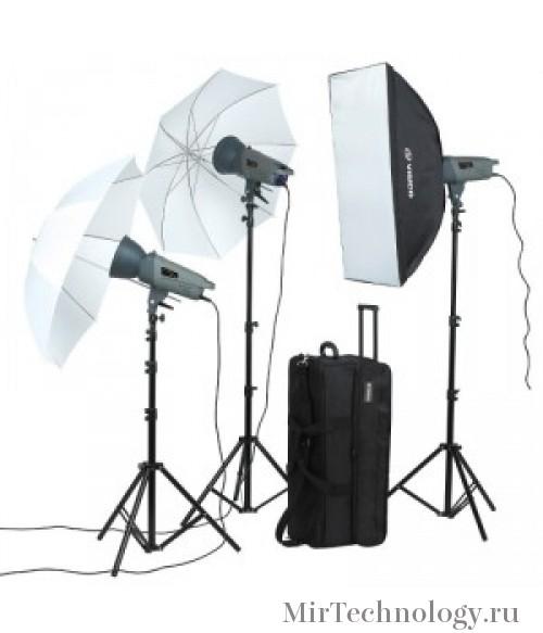 Импульсный свет комплект VISICO VL PLUS 300 Creative KIT