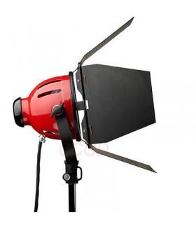 Постоянный свет FST 800Вт галогенный осветитель цвет красный