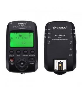 Система синхронизации Visico VC-818 пульт ДУ для VISICO 5TTL