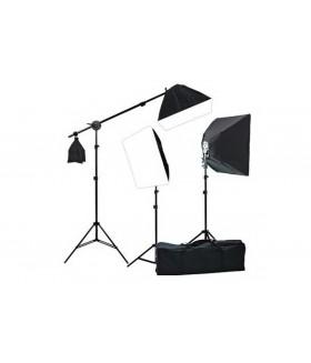 Постоянный свет комплект FST ET-503 KIT (150Втх3), шт