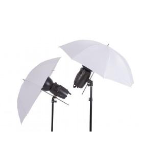 Импульсный свет комплект FST E-250 Umbrella KIT