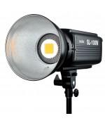 Осветитель светодиодный Godox SL-100W студийный