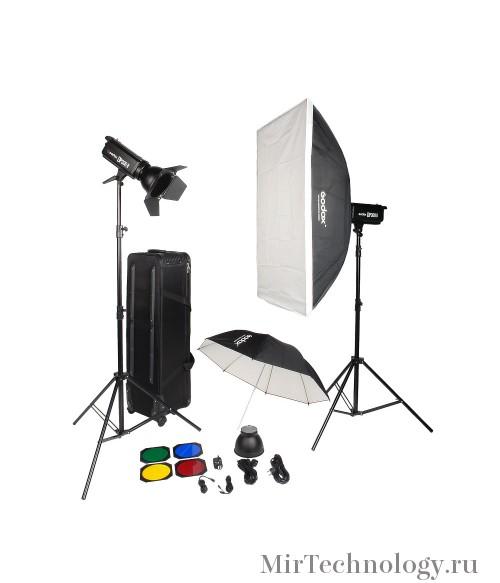 Комплект студийного оборудования Godox DP300II-C