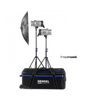 Комплект импульсного света HENSEL INTEGRA 250 PLUS FM KIT