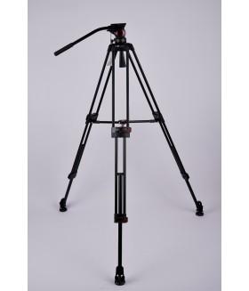Профессиональный штатив FST TH603A с видеоголовой